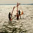 Usedom, Insel, Urlaub, Ferienwohnung, Schwedenrot, Kite Surfen, Sport, Freizeit, Ostsee, Achterwasser, Familienurlaub